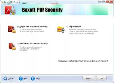 Download Boxoft PDF Security
