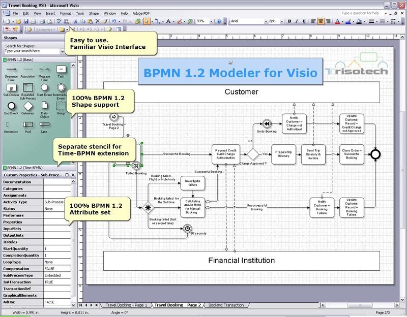 Bpmn 12 modeler for visio standaloneinstaller download bpmn 12 modeler for visio ccuart Images