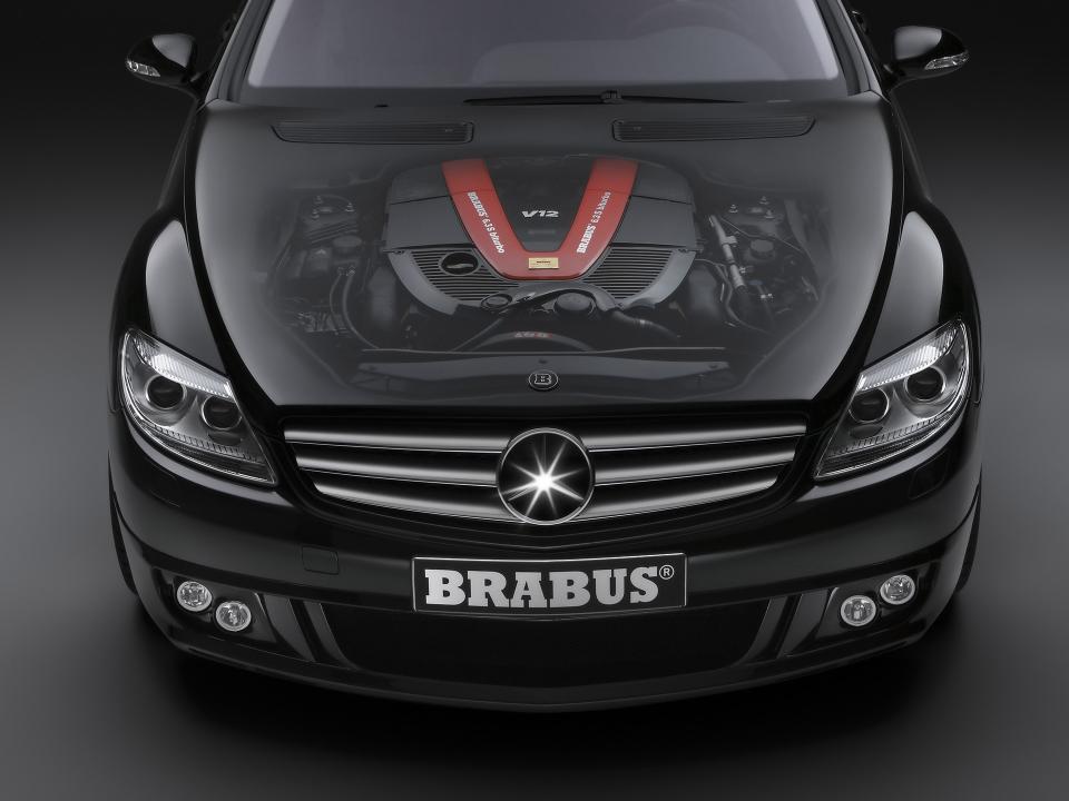 Download Brabus SV12 Screensaver