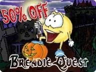 Download BreadieQuest:Halloween III