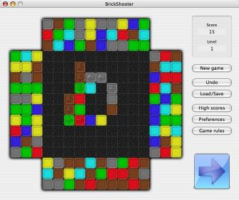 Download BrickShooter for Mac