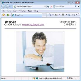 Download BroadCam Pro Streaming Video Server