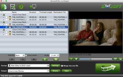 Brorsoft Blu-ray Ripper for Mac