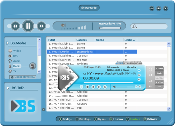 BS.Player screenshot