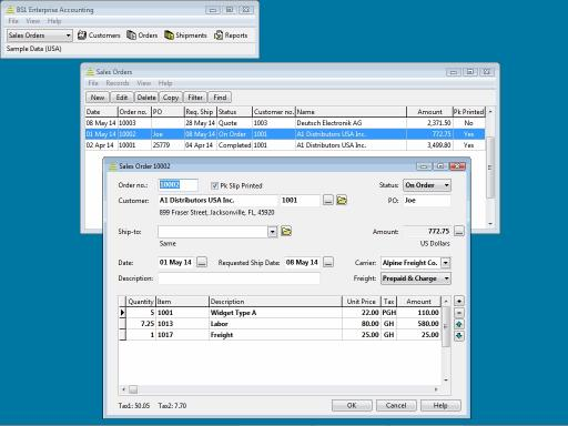Download BS1 Enterprise Accounting - Free Edition