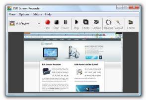 Download BSR Screen Recorder