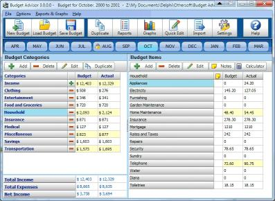 Download Budget Advisor
