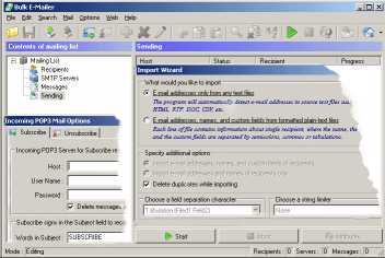 Download Bulk Email mailer