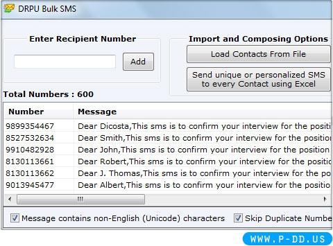 Download Bulk SMS Utility