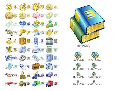 Download Business Icon Set