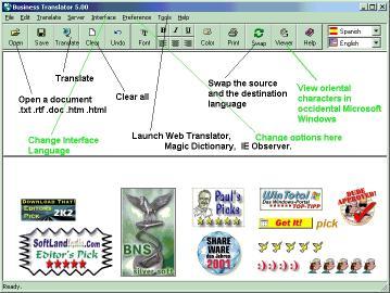 Download Business Translator