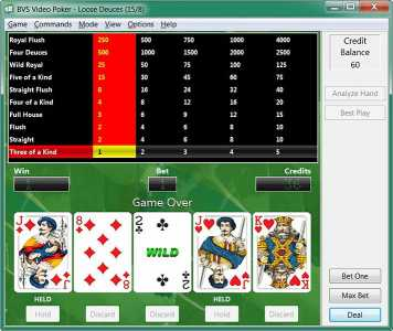 Download BVS Video Poker