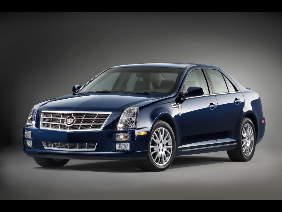 Download Cadillac STS Screensaver