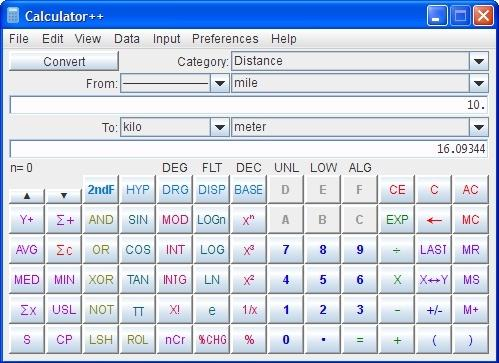 Download Calculator++ for Mac OS X