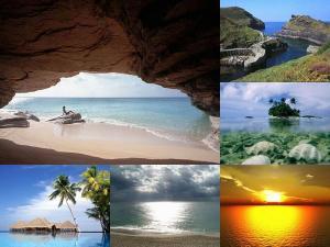 Download Calm Oceans Photo Screensaver