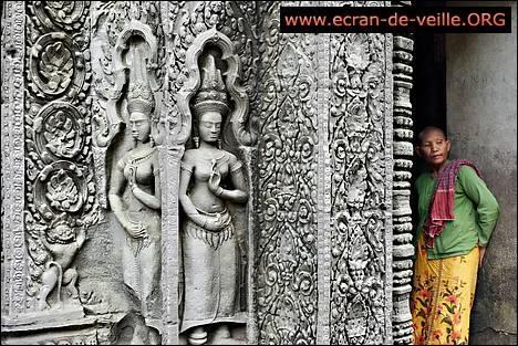 Download Cambodia Screensaver EV