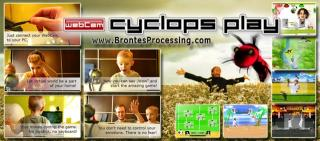 Download CamGames - WebCam Cyclops PLAY Games