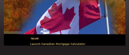 Download Canadian Mortgage Calculator