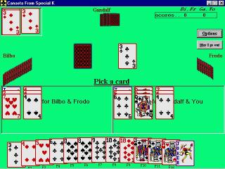 Download CANASTA Card Game From Special K