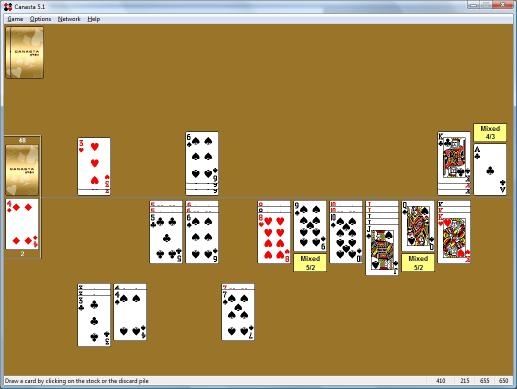 Download Canasta for Windows