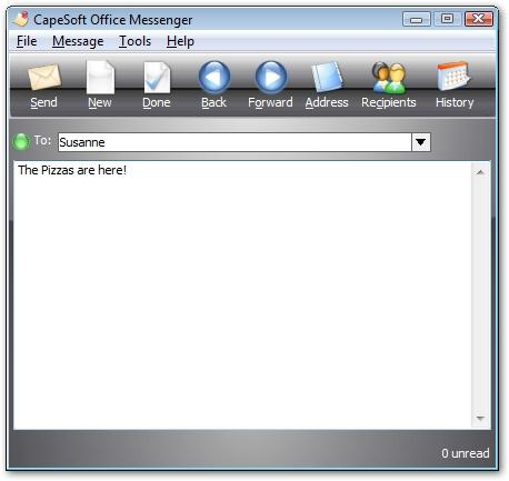 Download CapeSoft Office Messenger
