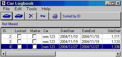 Download Car Logbook