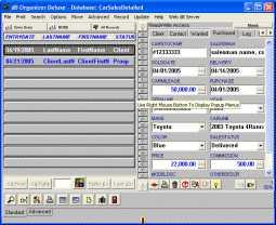 Download Car Sales Organizer Deluxe