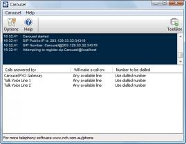 Download Carousel Telephony Adapter