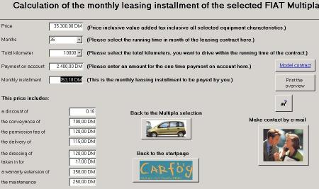 Download CarRent Access Application