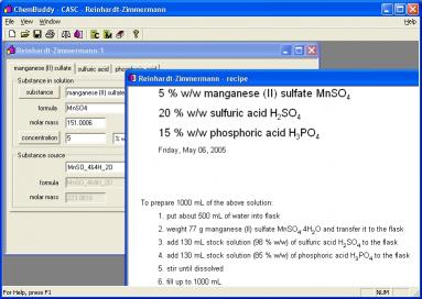 Download CASC concentration calculator