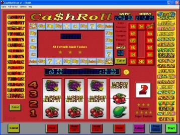 Download CashRoll Club Fruit Machine