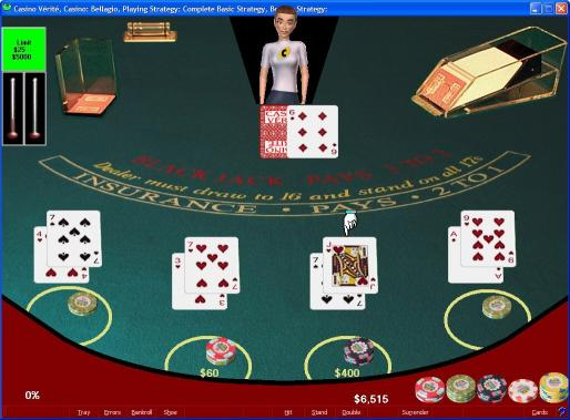 Download Casino Verite Blackjack