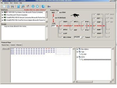 Download Cat Karat Packet Builder