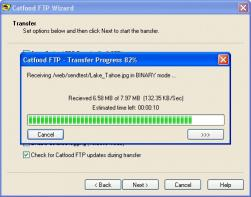 Download Catfood FTP Wizard