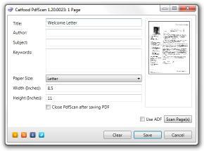 Download Catfood PdfScan