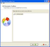 Download CD Recovery Toolbox Free