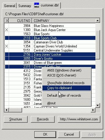 Download CDBF Shell