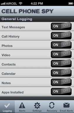 Download Cell Phone Spy