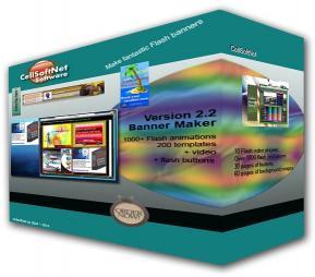 Download CellSoftNet Banner Maker