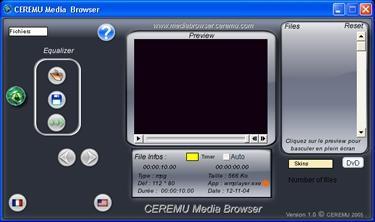 Download CEREMU Media Browser
