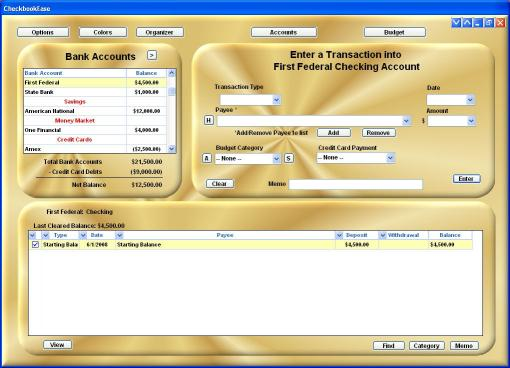 Download Checkbook Ease Premium