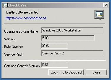 Download CheckOsVer