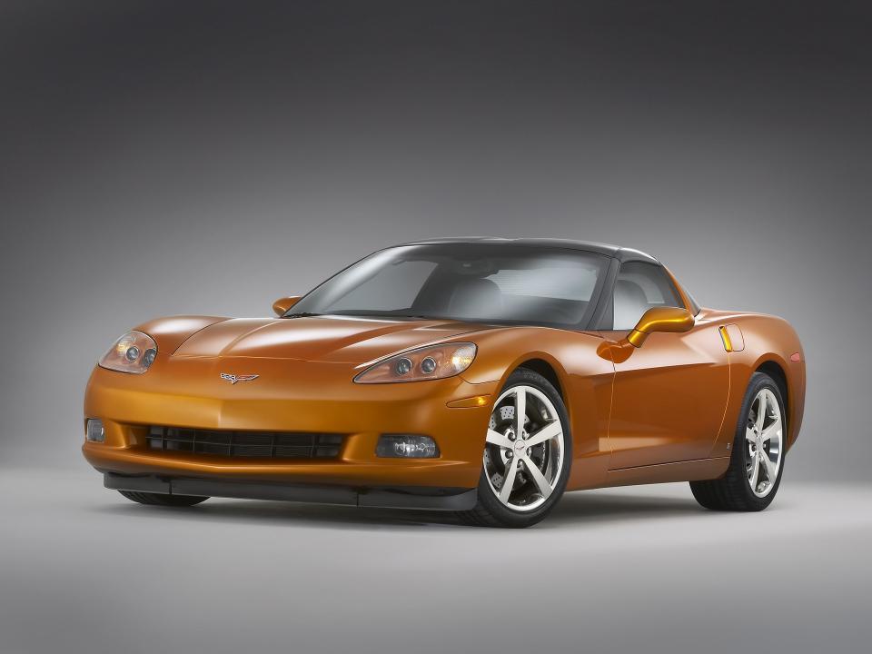 Download Chevrolet Corvette Screensaver