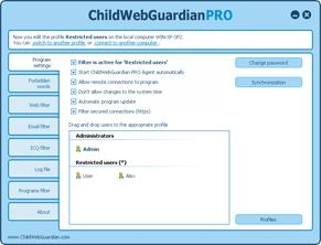 Download ChildWebGuardian PRO