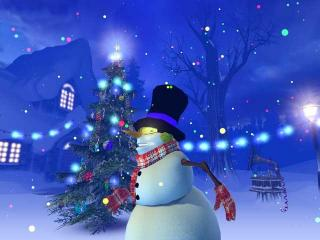 Download Christmas 3D Screensaver