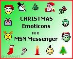 Download Christmas MSN Emoticons