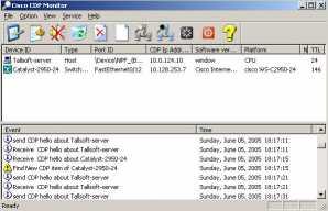 Download Cisco CDP Monitor