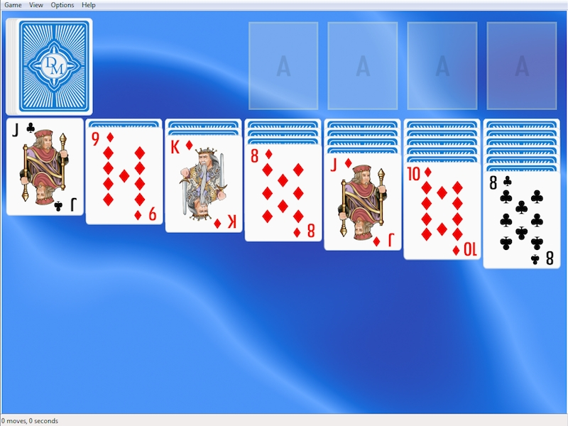 Classic Solitaire for Windows - standaloneinstaller com
