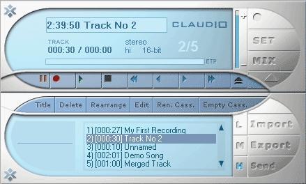 Download Claudio