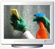 Download Cleaning Tips Screensaver